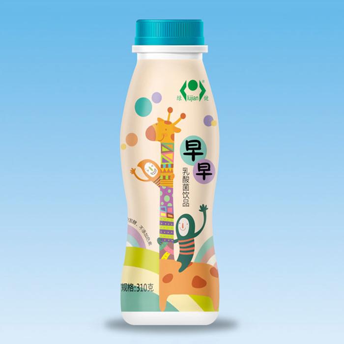 早早乳酸菌饮品