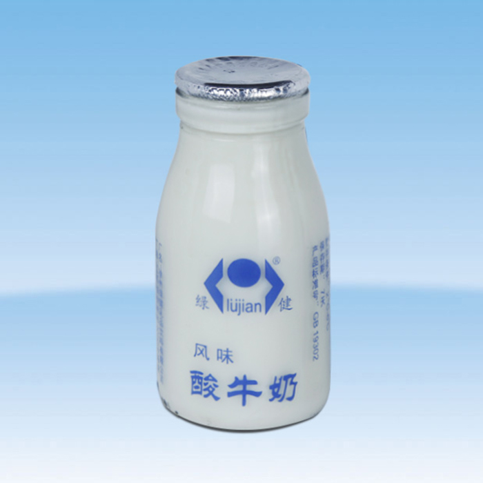 风味酸牛奶