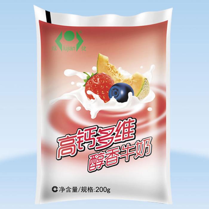 高钙多维醇香牛奶